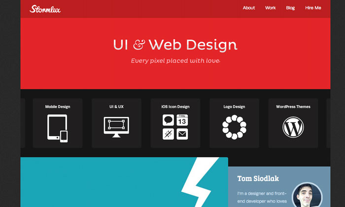 15 Flat Ui Web Design Inspiration Admire The Web